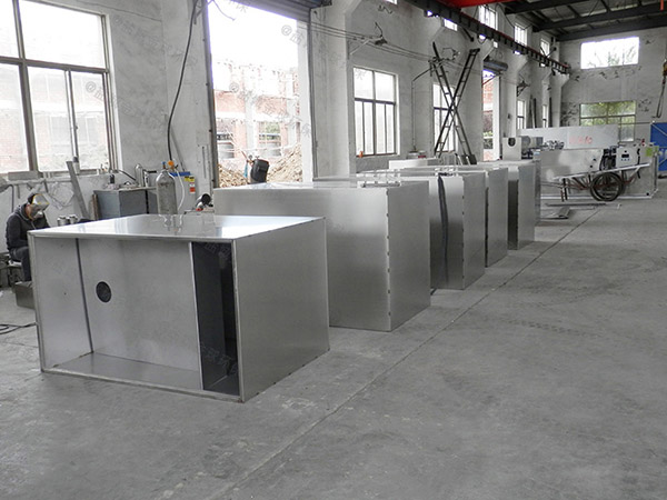 餐馆地埋式移动油水分离处理机器有什么作用