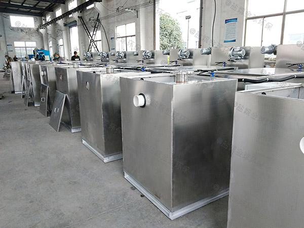 食堂埋地式中小型分体式水油分离处理设备一般什么地方有卖