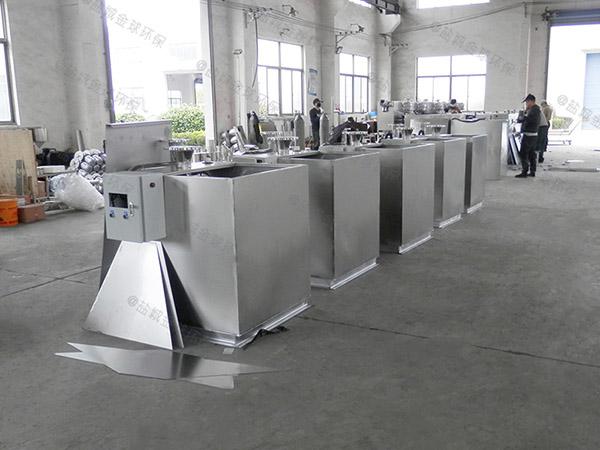 火锅大型地面式自动刮油油水分离一体化设备市场分析