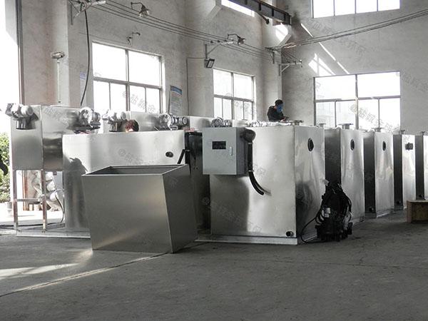 工程大地下移动隔油提升一体化装置供应商