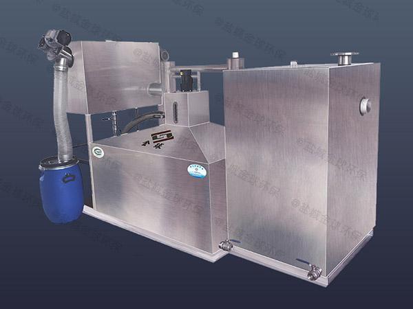 商城大型地面式组合式油水固三相分离器技术参数