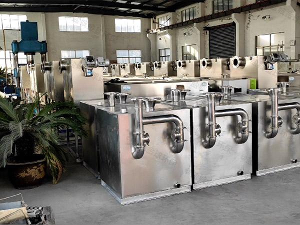 工地食堂埋地式全能型气浮式隔油设备在哪里