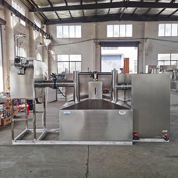 厨下型中小型地埋式自动提升隔油一体化设备生产厂家