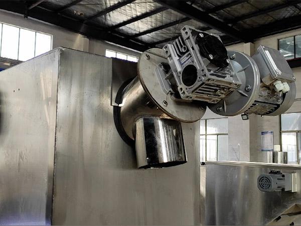 餐饮环保3.1米*1.2米*1.85米隔油除油污水处理设备设计规范