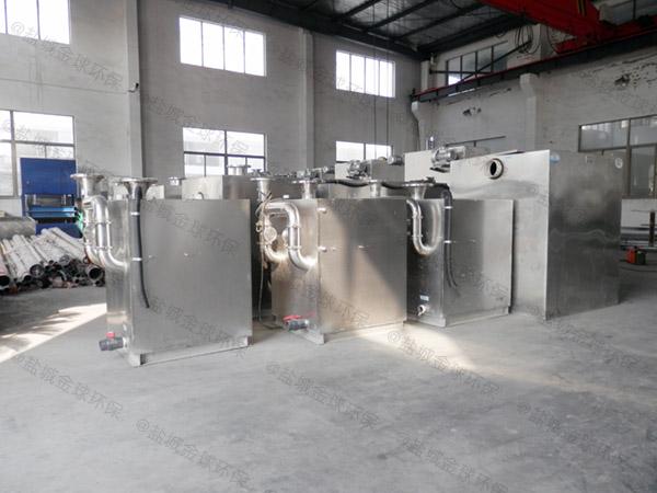 厨余甲型混凝土隔油一体化提升设备生产厂