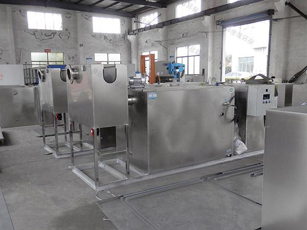 小区埋地式移动餐厨垃圾处理设备改造厂家
