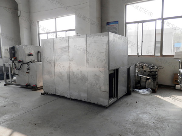 单位食堂1000人用砖做隔油过滤器适用行业