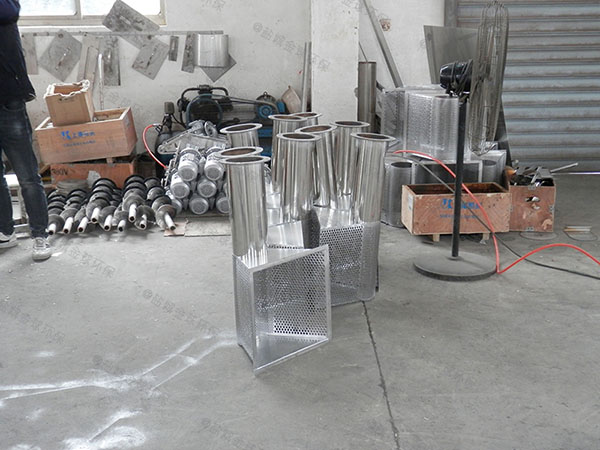 小区埋地移动油脂分离设备供货商