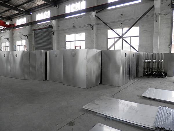 食堂用室内全自动智能型油脂分离器供货厂商