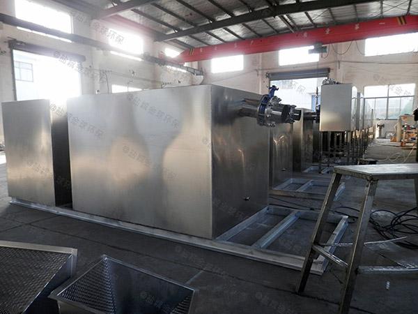 学校埋地移动式排污提升装置制造标准