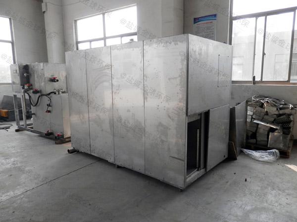 餐饮类8吨的长宽高混凝土隔油器自动提升装置检测报告