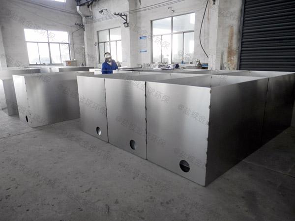 工地食堂甲型隔油隔渣隔悬浮物隔油一体化提升装置求购