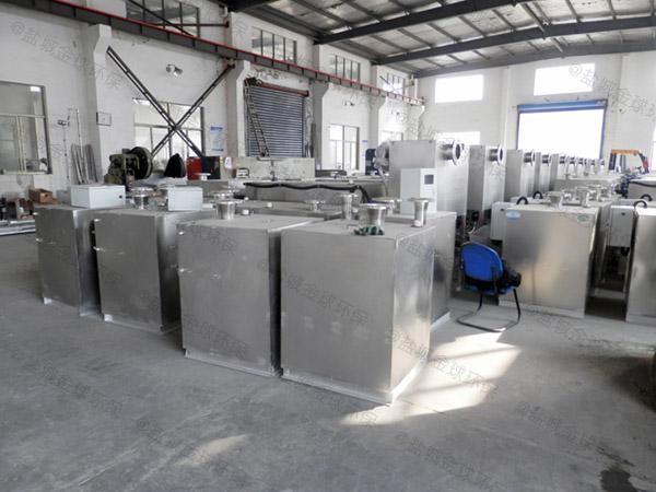 工程3.1米*1.2米*1.85米砖砌隔油强排一体化设备品牌排行榜