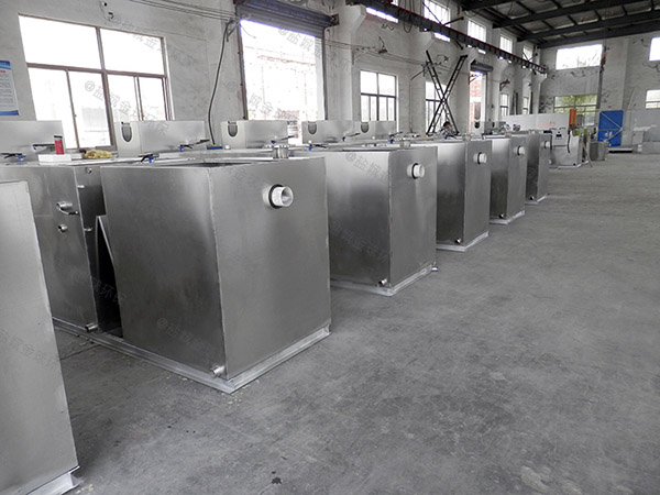 商业地下室移动式油水分离提升设备供货厂商