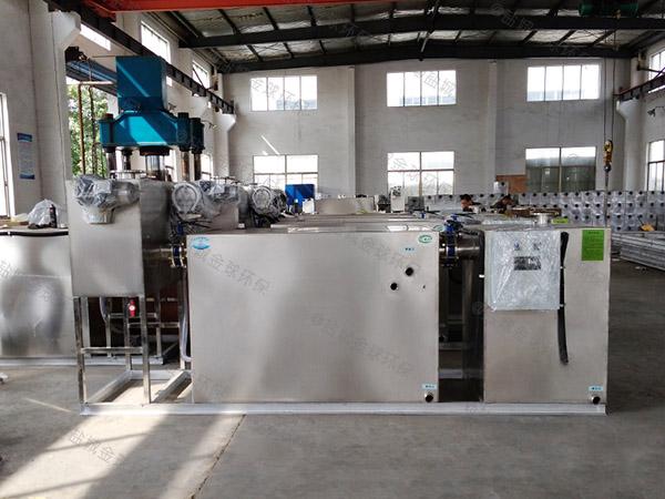30立方综合体自动除渣油水分离过滤器原理