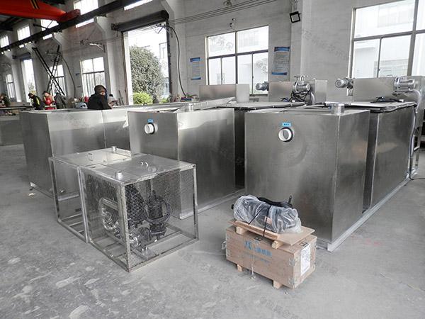 生活室外机械隔油污水提升设备供货商