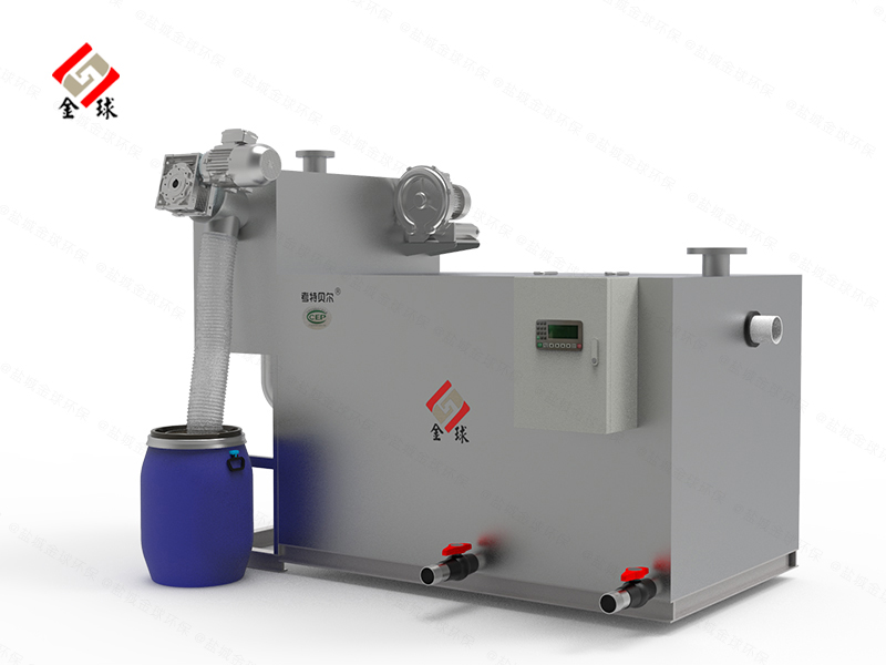 双塔GBOS-R餐饮废水隔油器