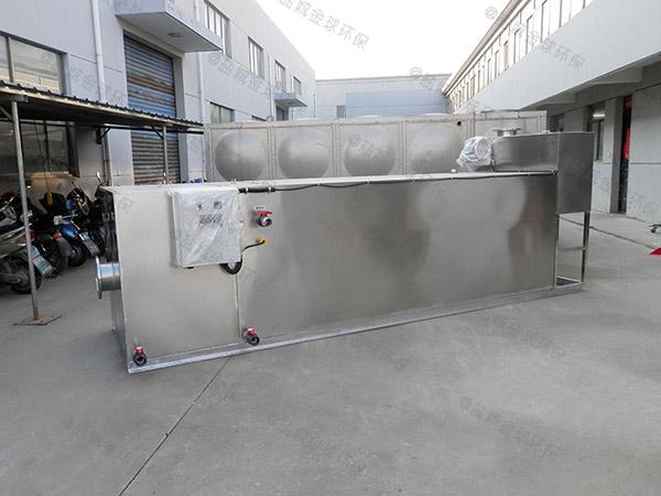 大型自动化餐厨垃圾减量处理设备的好处