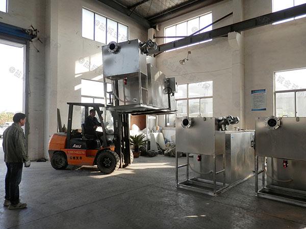 5吨厨余垃圾处理整套设备处理方式