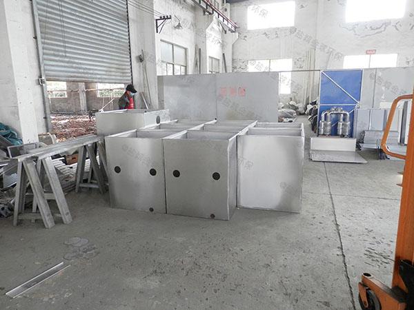 大中型自动上料厨余垃圾废水处理十大排名
