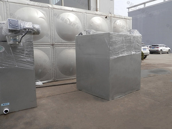购买商场新款斜板水油分离处理设备