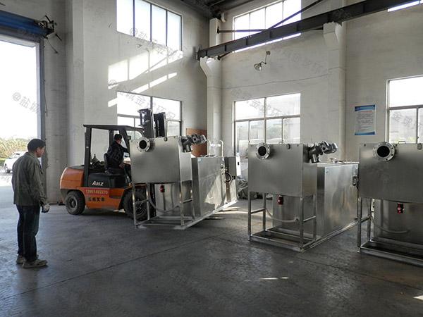 日处理10吨智能餐厨垃圾粉碎机