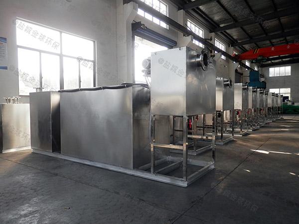 日处理10吨机械式餐饮湿垃圾处理设备招商