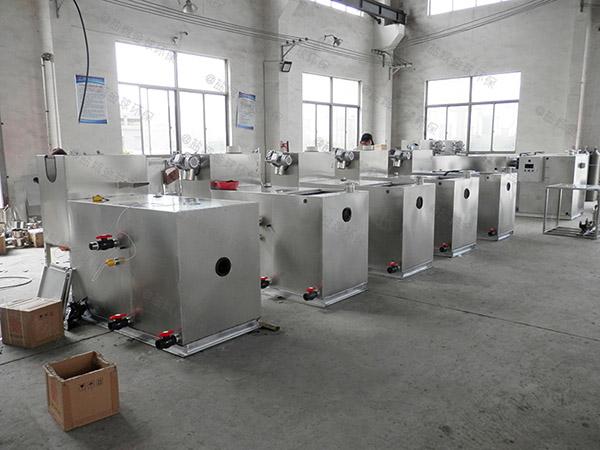 专业火锅新电加热油水分离过滤机