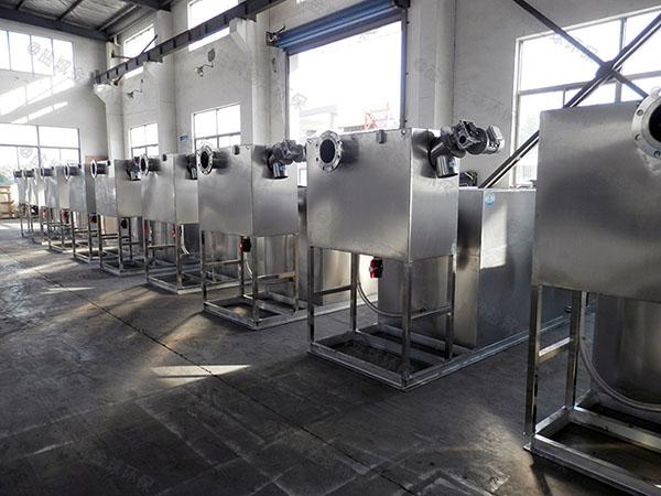 日处理5吨环保餐厨垃圾减量处理机器