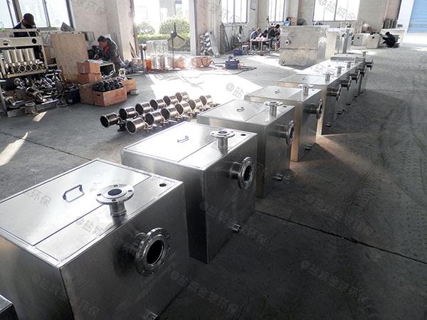 日处理5吨环保餐厨垃圾粉碎处理设备厂