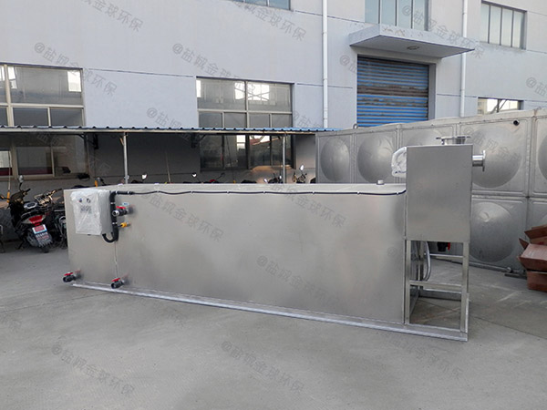 日处理10吨全自动厨余垃圾油水分离一体机技术规范