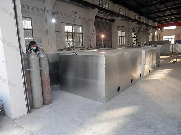 专业做居家用新型斜板油水固三相分离装置
