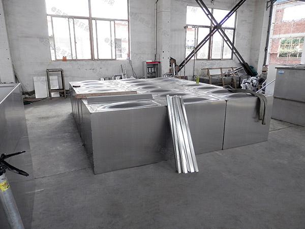 大型环保厨余垃圾减量处理机器工艺流程