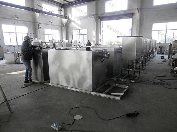 日处理5吨多功能餐厨垃圾处理设备资质