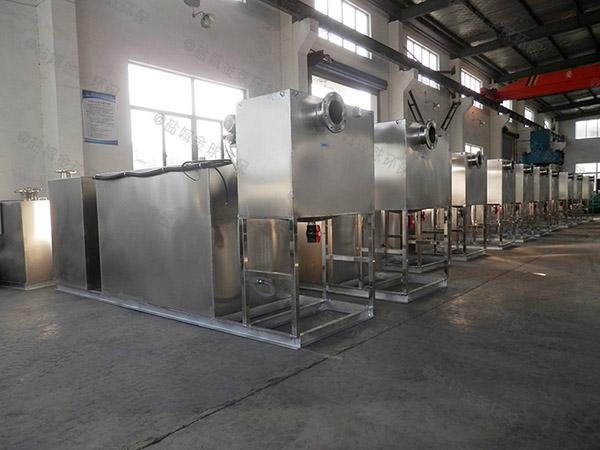 日处理5吨机械式厨余垃圾处理整套设备批发厂家