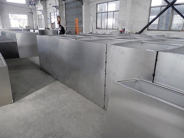 购买火锅1000人泔脚油水过滤分离器