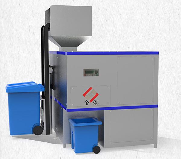 日处理5吨全自动餐厨垃圾预处理机器价格