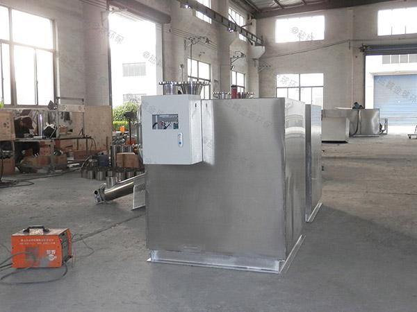 厕所电动污水提升设备一般多久