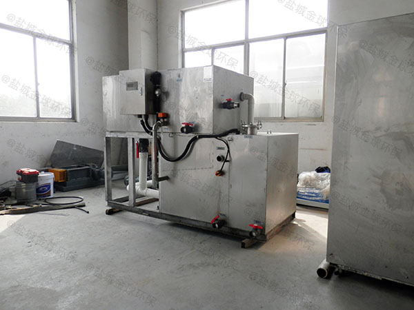 大小型环保餐饮垃圾油水分离设备行业标准