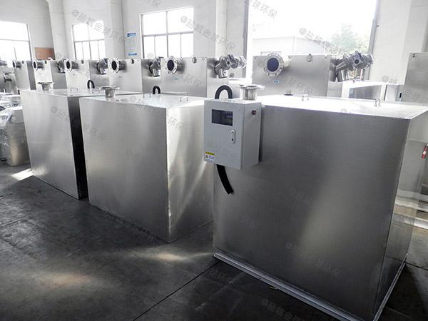 负一层地下室密闭污水排放提升设备可代替三化厕吗
