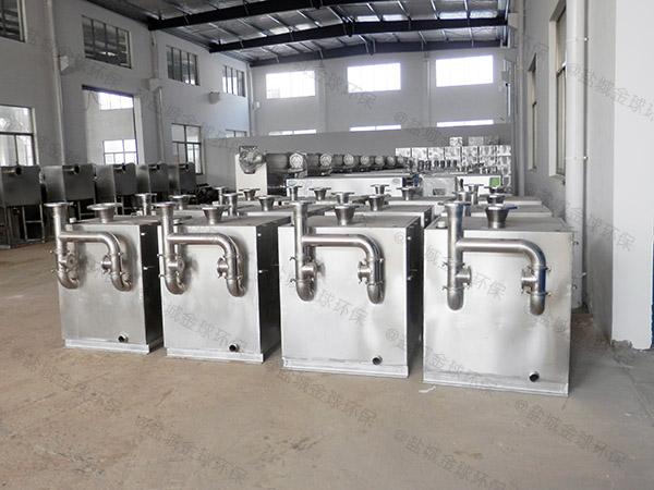 专业卫生间密闭式污水提升装置如何选