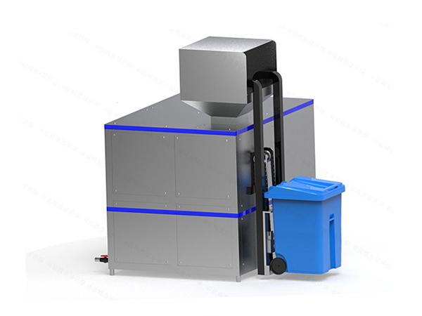 大中型多功能餐厨垃圾减量处理机器生产商电话