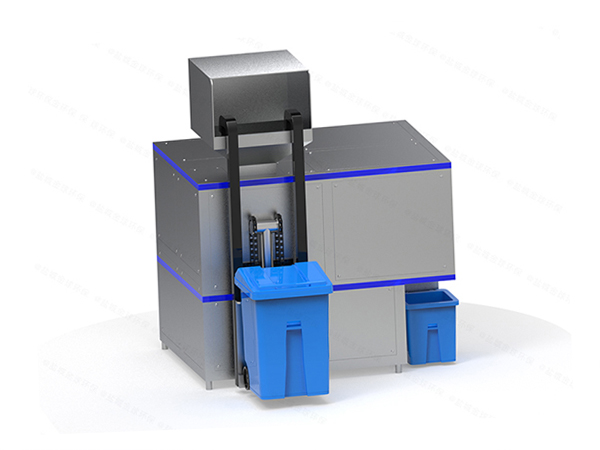 日处理10吨机械式餐厨垃圾处理整套设备技术规格书
