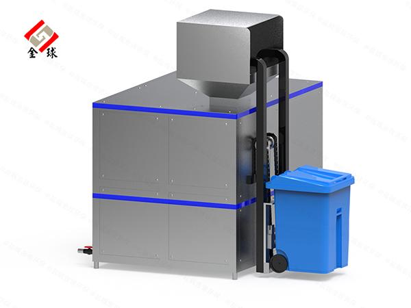 大小型环保餐饮垃圾废水处理标准