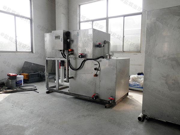 大型5吨环保餐厨垃圾减量化处理设备联系方式