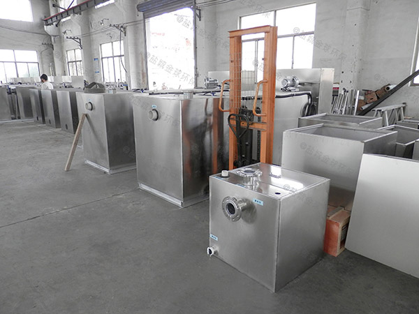 加油站2.8米*1.2米*1.75米隔油隔渣隔悬浮物污水处理油水分离器环保要求