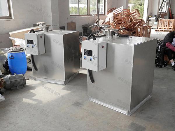 负一层地下室外置泵反冲洗型污水提升处理器怎么样