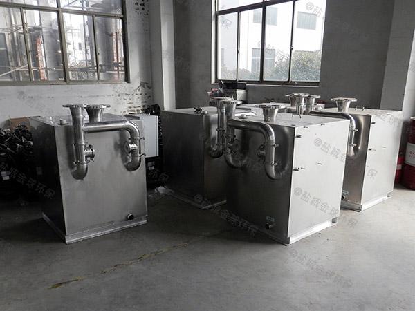 商场地下室外置污水提升器设备多少钱