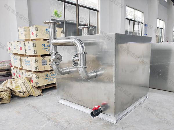 家用地下室外置式污水隔油提升器选哪种