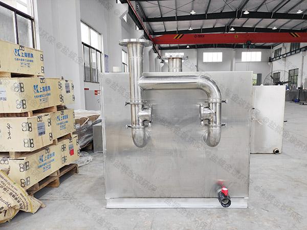 地埋式切割型污水提升设备安装全过程